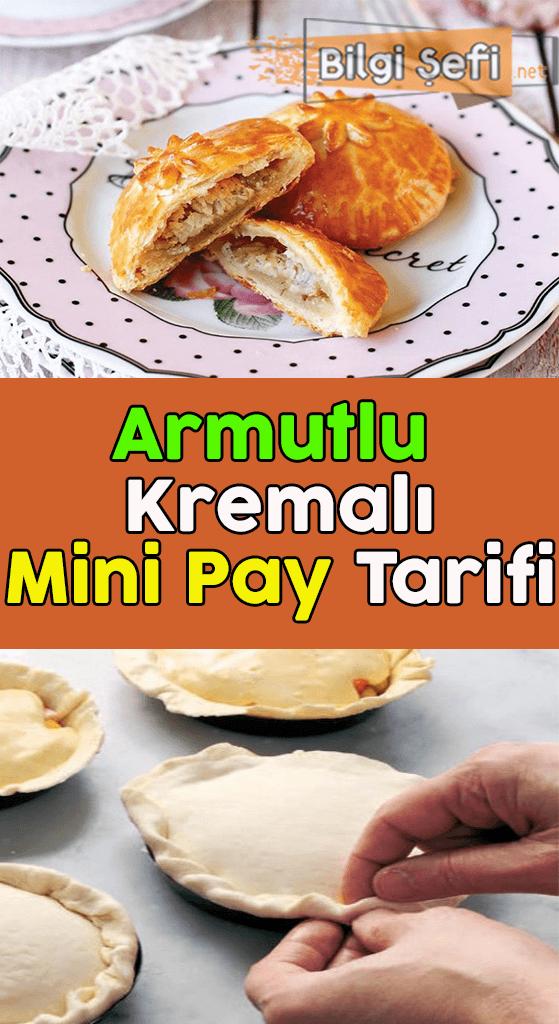 armutlu kremali mini pay tarifi