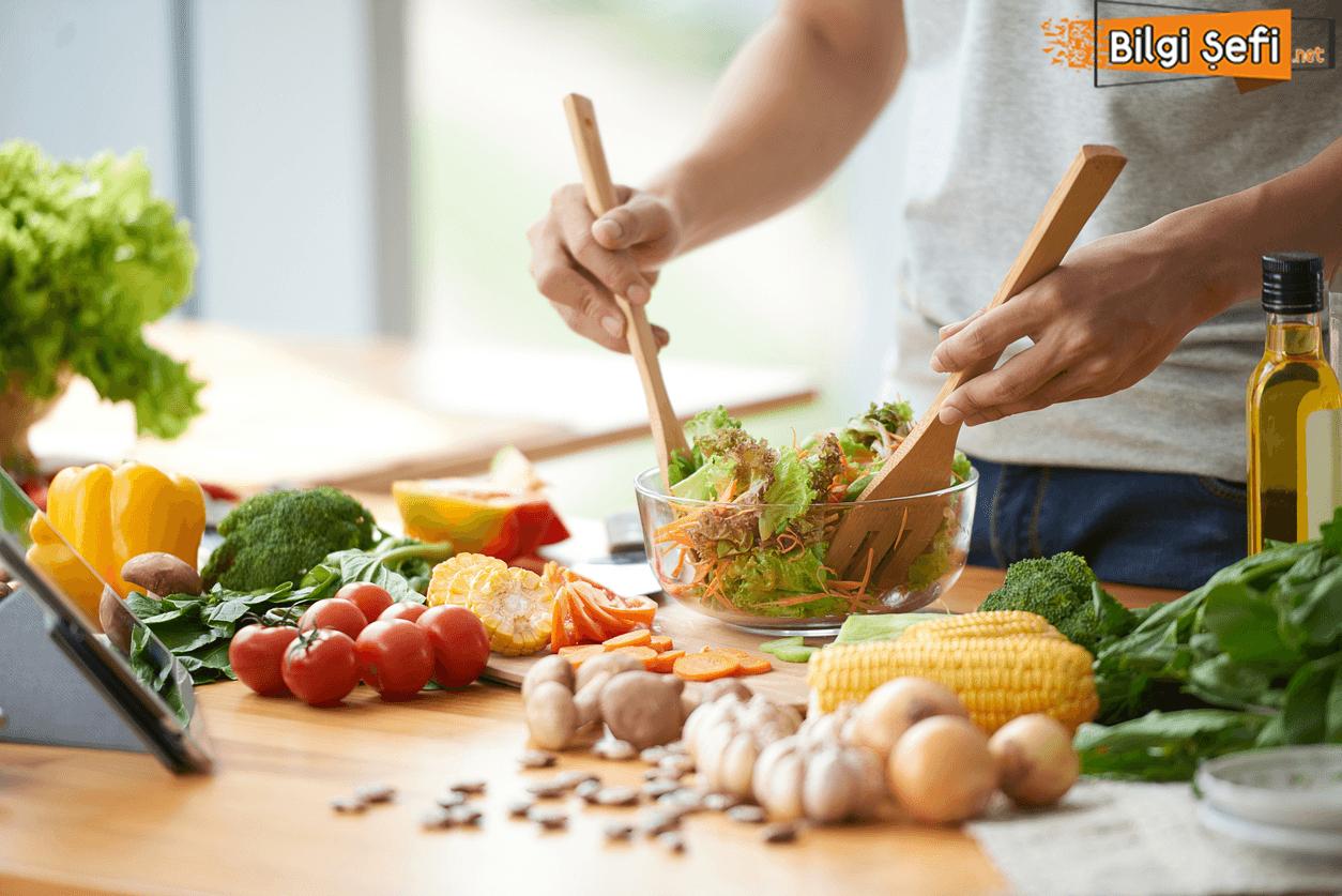 bilim insanları tarafından onaylanan 5 diyet listesi