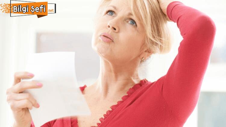 menopoz nedir ve en sık görünen 15 belirtisi