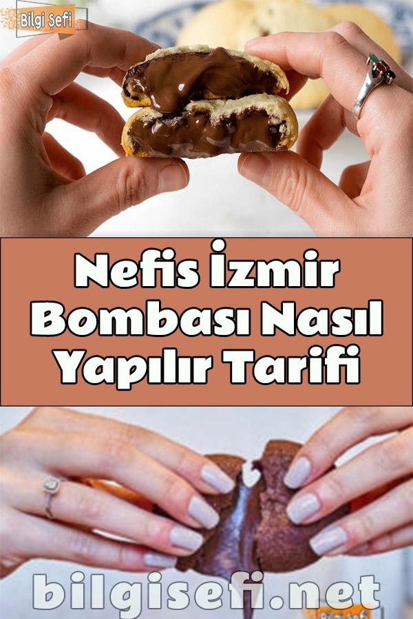 İzmir Bomba Nasıl Yapılır Tarifi