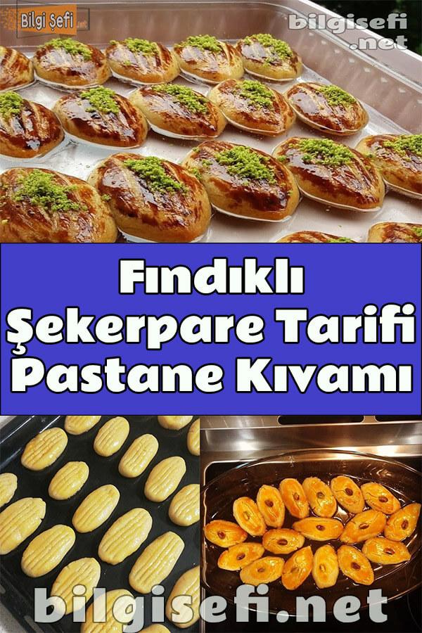Fındıklı Şekerpare Tarifi, Pastane Kıvamı